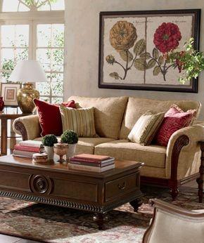 45 best images about furniture i love on pinterest for Ethan allen living room designs