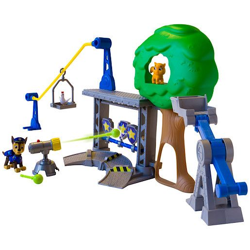 Paw Patrol Rescue Training Centre Playset - The Entertainer - The Entertainer