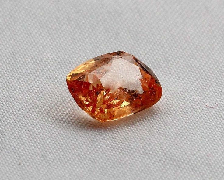 Ceylon Padparadscha Orange Sapphire Natural Ceylon Gemstone 2.42 Carat | AstroKapoor.com | Padparadscha Orange gemstone price in India | Padparadscha Orange gemstone price in Delhi | Buy Loose Padparadscha gemstone in wholesale prices.