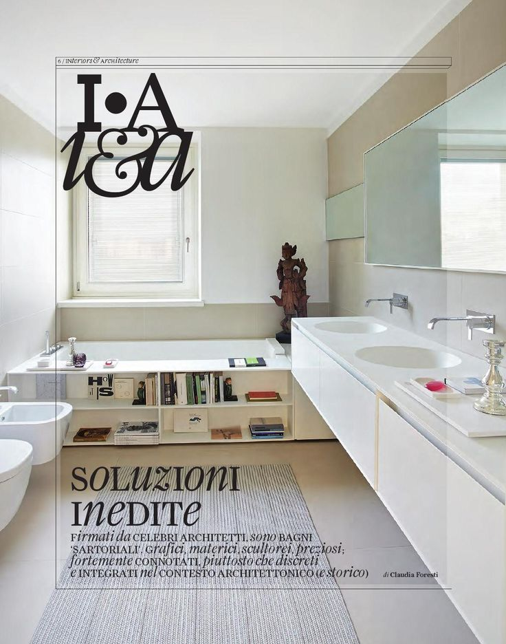 #ClippedOnIssuu from Interni Annual Bagno 2014