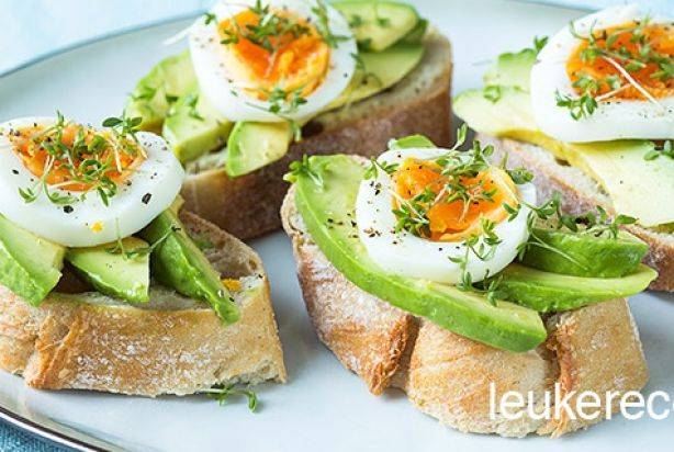 25 beste idee n over avocado beleg op pinterest avocado dip gezonde recepten en gezonde - Ideeen van voorgerecht ...