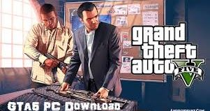 Download GTA V 5 v1.0.8 APK  OBB For Android