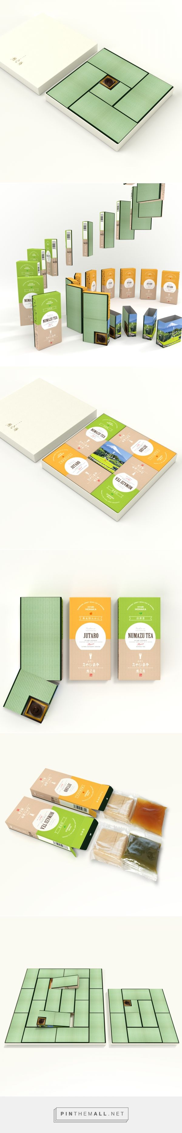 Miyabi Monaka - Packaging of the World - Creative Package Design Gallery - http://www.packagingoftheworld.com/2017/11/miyabi-monaka.html