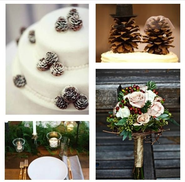 Woodsy Wedding Ideas: 1000+ Images About Winter Wedding Ideas On Pinterest