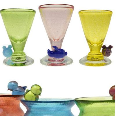 Astrids Glass;  Magnor, Norway