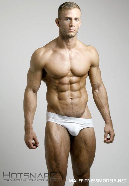 Adam Parr by Simon Barnes | Men's Fitness | Pinterest