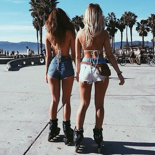 roller blades... yes please.