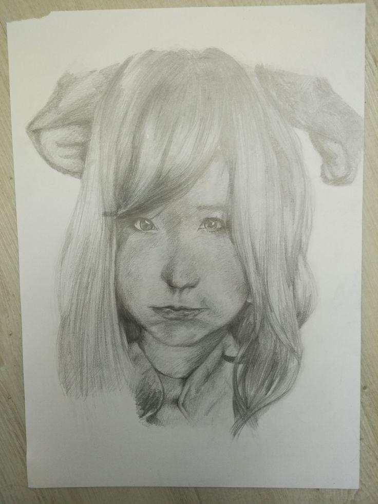 pff' girl art