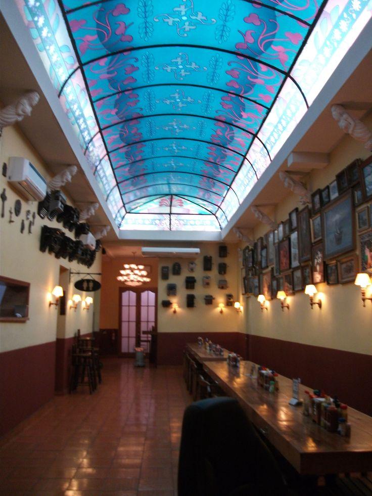 #FuenteMardoqueo en #BarrioYungay lugar para comer y degustar una excelente comida !!