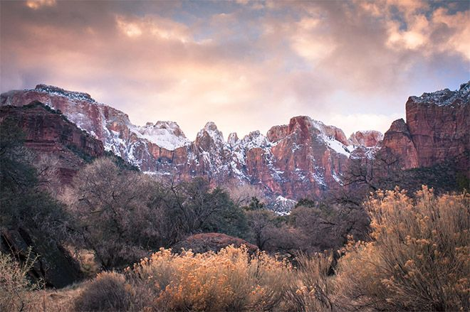15 Dream Locations in the U.S. for Landscape Photographers - Zion National Park