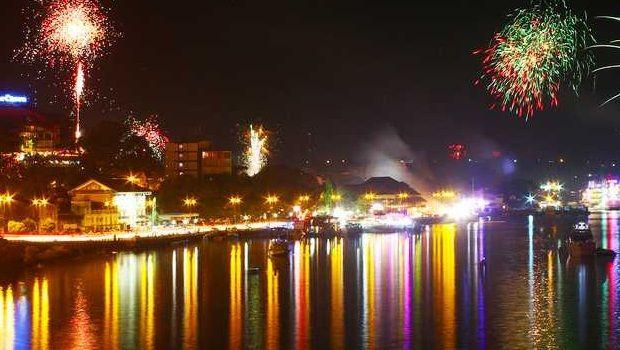 Celebrating New Years Eve 2015 in Goa India