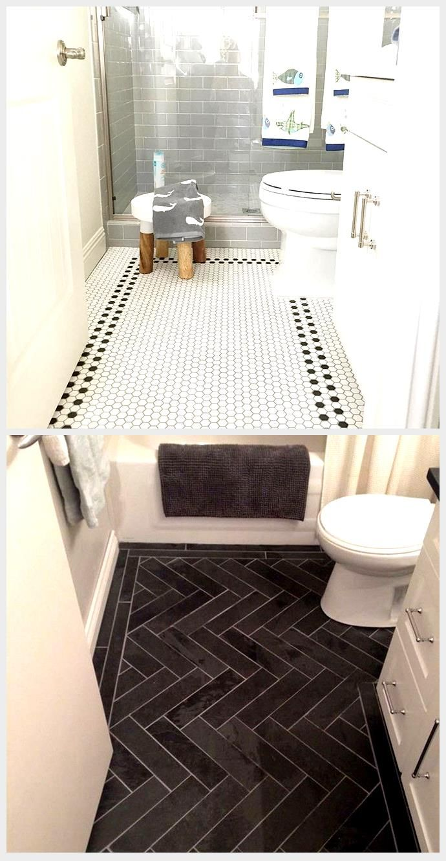 20 Enjoying Small Bathroom Floor Tile Design Ideas To Inspire You Bathroom Design Enjoying Floor Ideas I 2020 Kucuk Banyo Banyo Yer Karolari Banyo Dosemesi