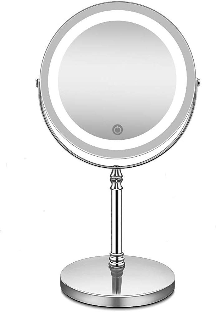 La Farah Led Lighted Makeup Mirrorvanity Mirror With Touch