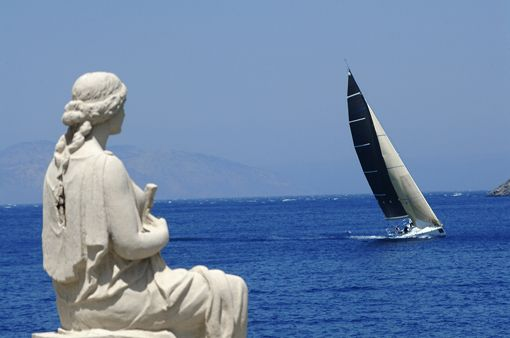 Amorgos island.Source:© GNTO/ CYCLADES PREFECTURE