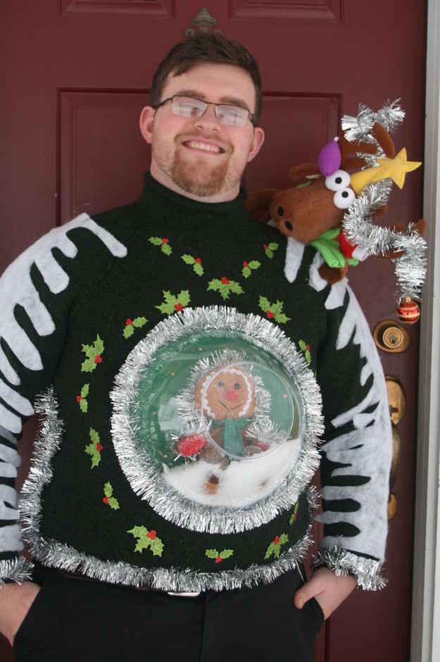Snow Globe Sweater