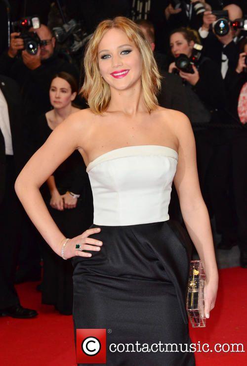 Jennifer Lawrence @ Cannes Film Festival