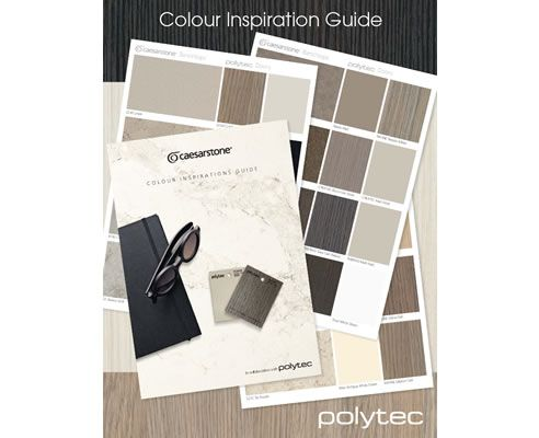polytec colour inspiration guide