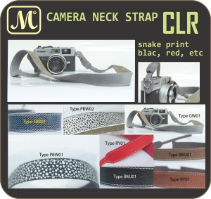Neck Straps-Color n motiv