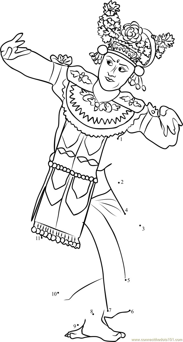 indonesian coloring pages - photo#2