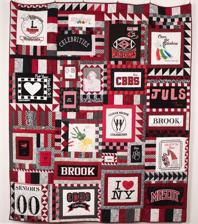 105 Best T Shirt Quilts Images On Pinterest Quilt Patterns Memory