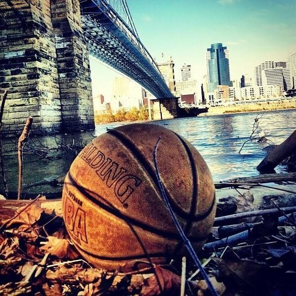 Absolutely love this picture. Ball is life.