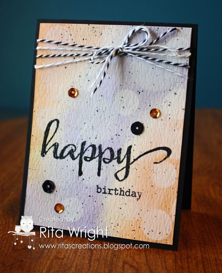 Rita's Creations: Happy Bokeh #winniewalter #bokeh