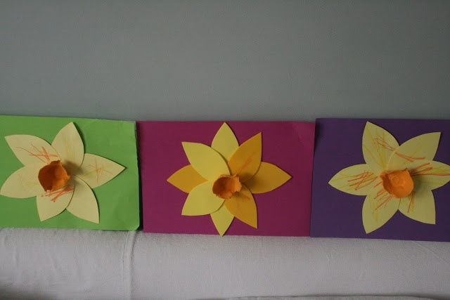 The Imagination Tree: Daffodils for St David's Day