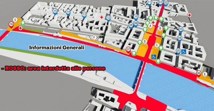 Se avete intenzione di partecipare all'evento in piazza, ecco le informazioni rese note dal Comune di Torino: accessi controllati e limitati, modifiche alla viabilità, divieti e ponti chiusi. Attenzione, anche in alcune zone limitrofe non si potrà entrare