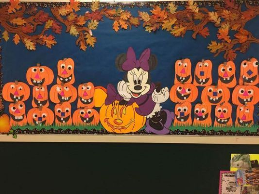 Disney Bulletin Boards on Pinterest