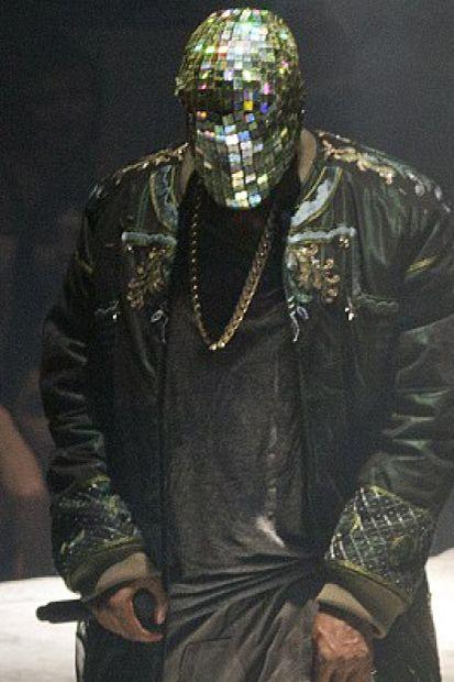 Maison Martin Margiela Designs Custom Outfits for Kanye West's 'Yeezus' Tour