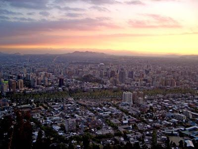 Day 1 – Arrive into Santiago, Chile. First stop – taking the funicular up Cerro San Cristóbal and admiring the view – and memorising the different areas of Santiago. If I'm feeling energetic, then hiking back down to stretch my legs after that long plane ride.