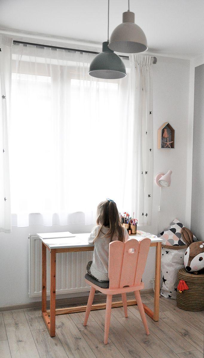 Pokój dziewczynki trochę inaczej