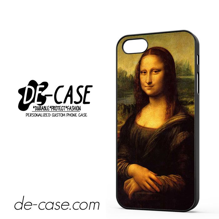 Monalisa Picture DEAL-7365 Apple Phonecase Cover For Iphone SE Case