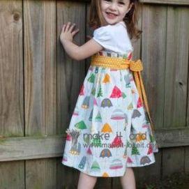 Платье из старой футболки