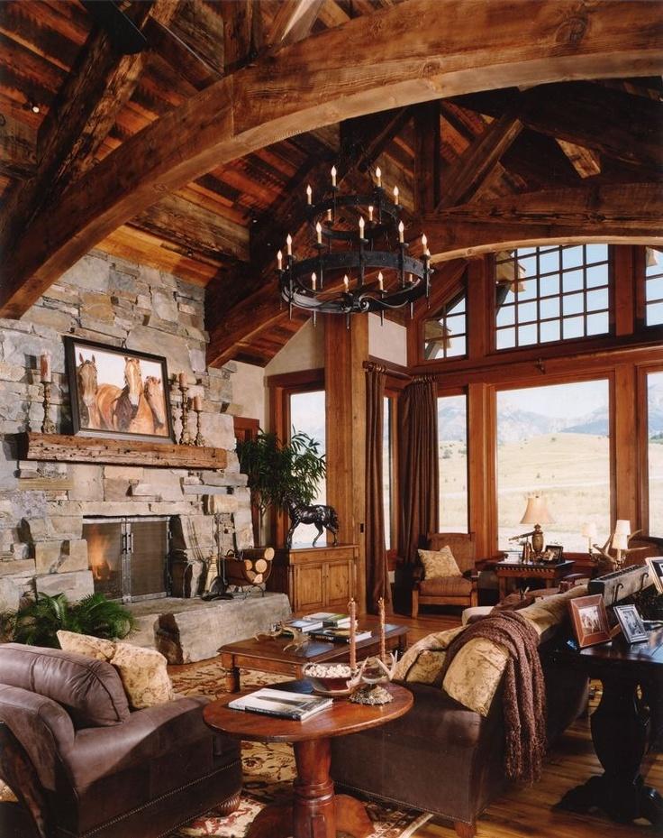 Great Room Chandelier Light Fixtures Modern Rustic