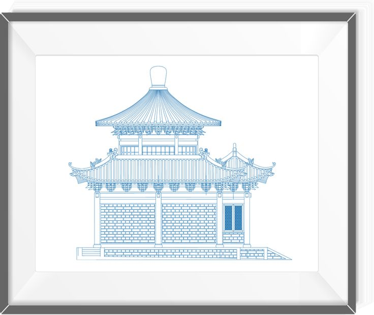 85 best blueprints art real pen drawing wall decor images on real pen drawing blueprint art traditional asion bungalow black blue and red colors available something you need to know about our pen drawing malvernweather Gallery