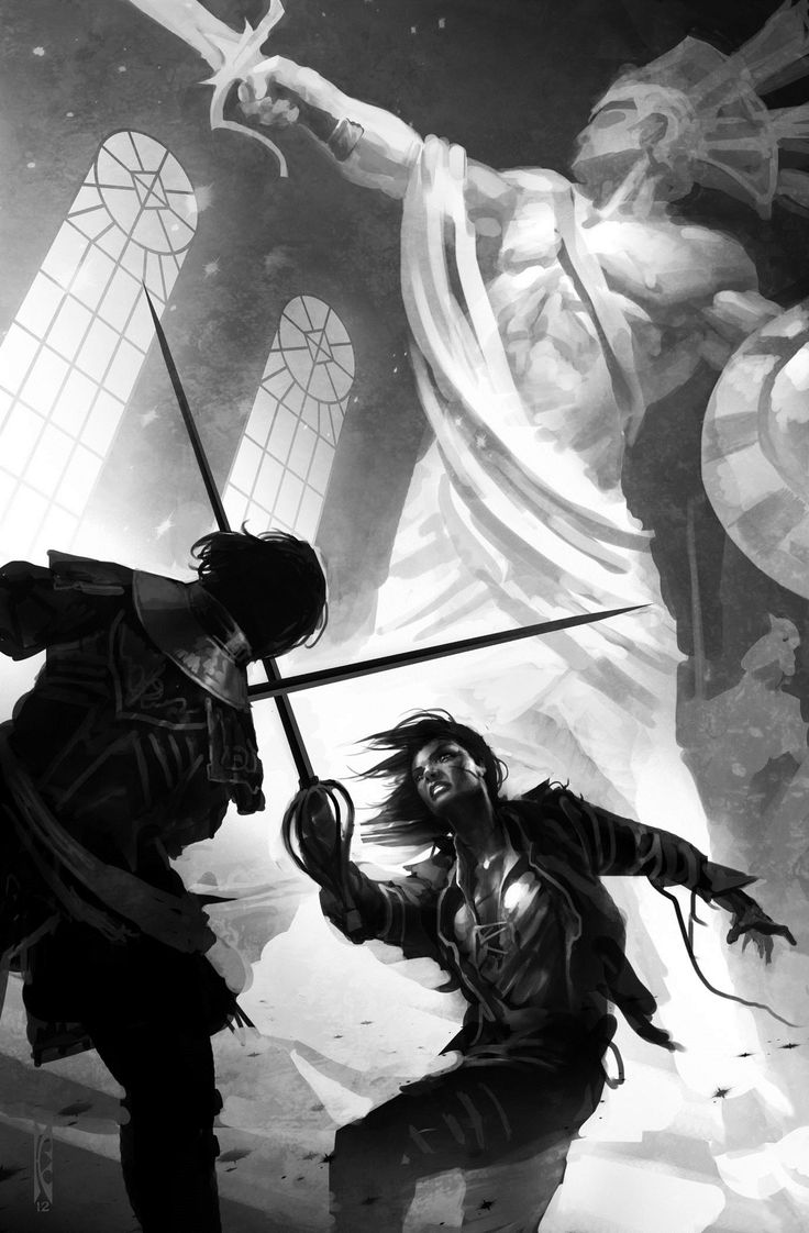 Find This Pin And More On Abercrombie Raymond Swanland Interior  Illustration For Best Served Cold By Joe Abercrombie