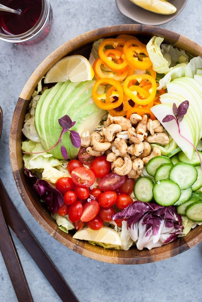 1000+ images about Salads and dressing on Pinterest   Dressing ...