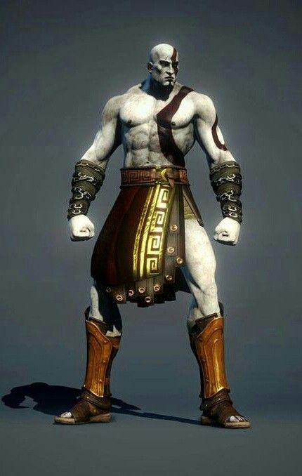 77 best images about Kratos God of war on Pinterest ...