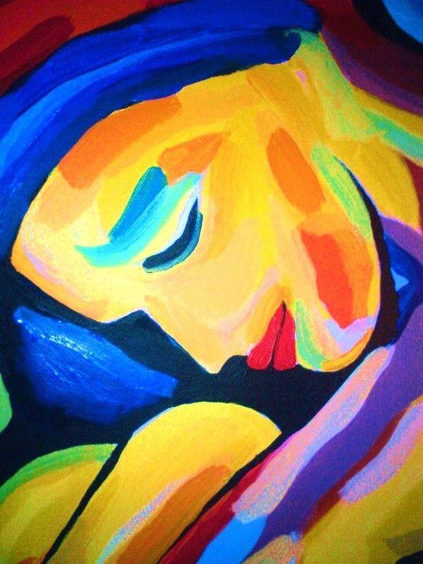 30 Best Acrylic Painting Ideas For Beginners | Acrylic