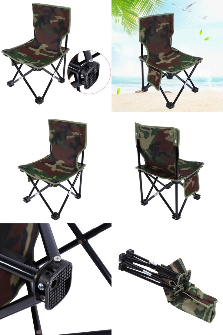 [Visit to Buy] Outdoor Portable Folding Fishing Chair Camping Chair Stable Beach Picnic Chair Seat With Bag 33 x 33 x 53cm #Advertisement