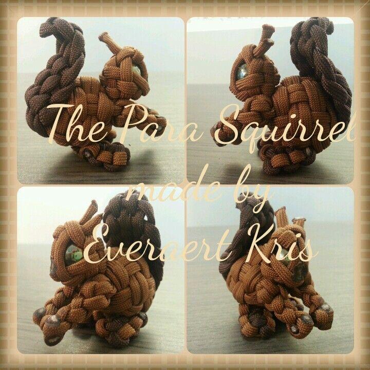 The Para Squirrel Made by Everaert kris