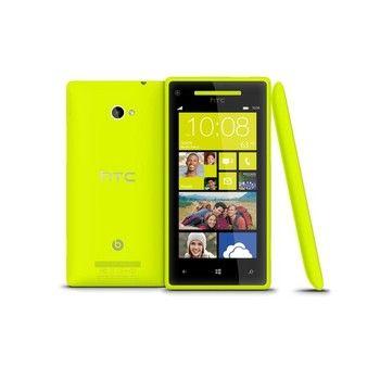 Telefon Mobil HTC C620E Window 8X Yellow