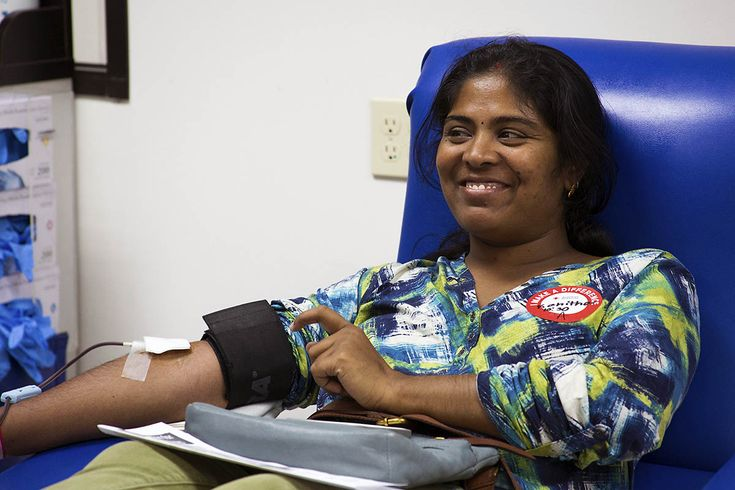 Help patients rebound by giving Blood to American Red Cross