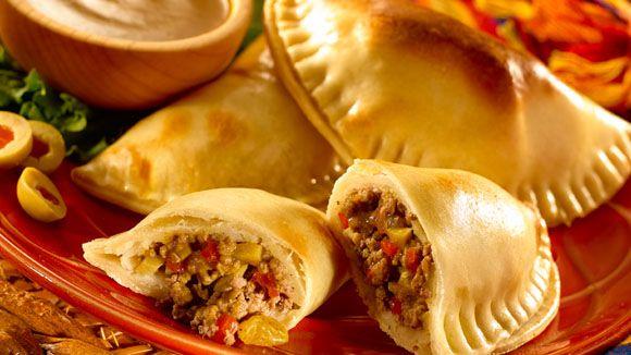 Empanadas picadillos |Miamion, recettes de cuisine