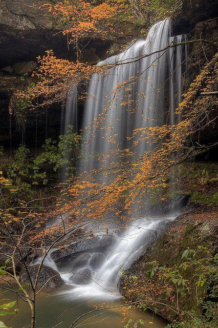 Sougahoagdee Falls, Bankhead National Forest, Alabama