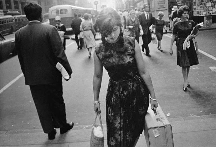 La beauté de Pandore — Garry Winogrand New York, ca. 1960