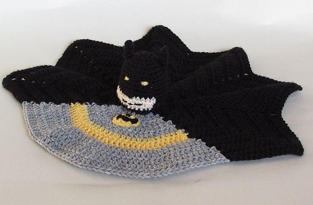 Knitting Pattern For Batman Blanket : 17 Best images about Super Hero Crochet on Pinterest ...
