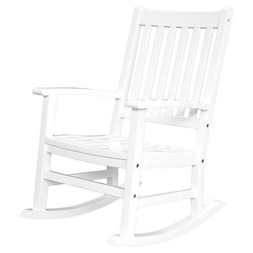 Barcelona Rocking Armchair White Rocking Armchair Weatherproof Rocking Chairs Beautiful Home Designs