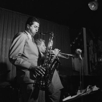1960's. Member of the Diamond Jazz performs at the Jazzclub Sheherazade in the Wagenstraat in Amsterdam. #amsterdam #1960 #Sheherazade